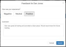 hosting-feedback